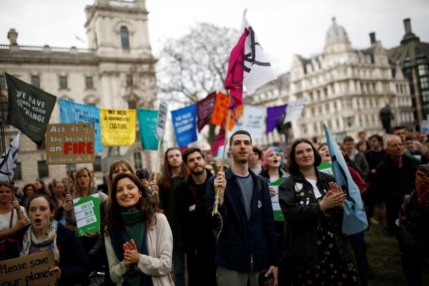 Britse parlement roept 'klimaatnoodtoestand' uit