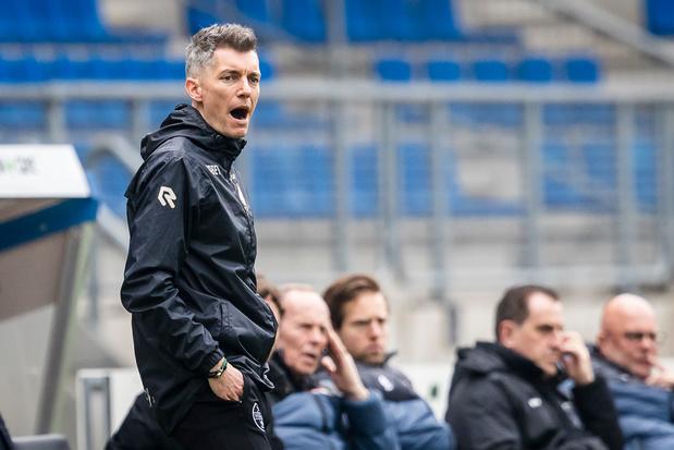 Willem Weijs, nouvel adjoint de Vincent Kompany en attendant Will Still