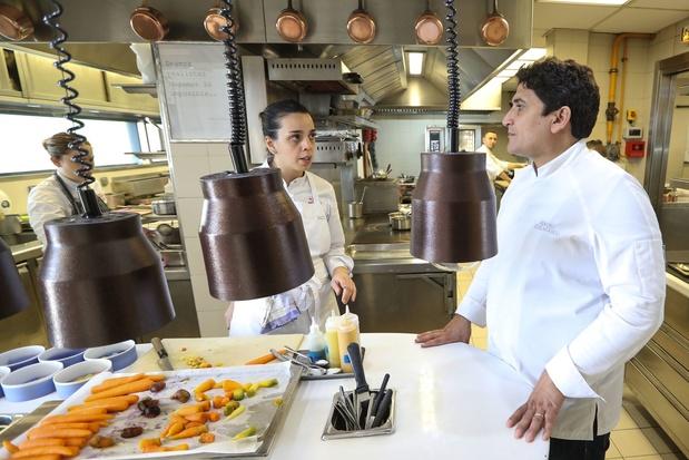 """En France, le chef du """"meilleur restaurant du monde"""" revoit son menu en fonction de la lune"""