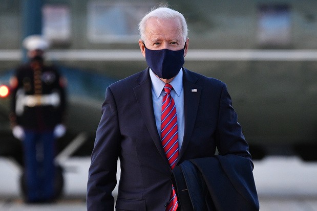 Joe Biden appelle à une réforme immédiate des ventes d'armes à feu