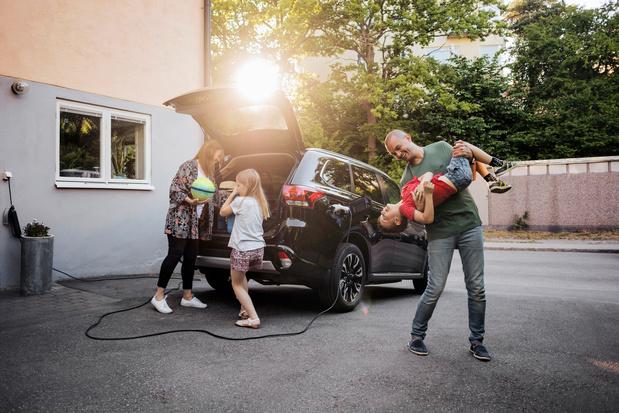 Puis-je partir en vacances avec une voiture électrique?