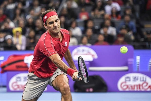 Roger Federer a donné plus de 5 millions de dollars à des oeuvres de bienfaisance