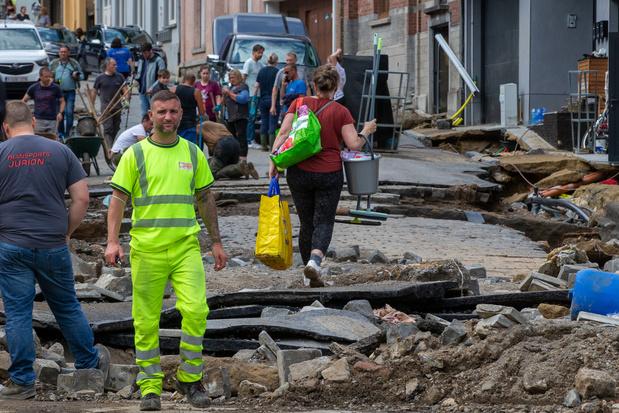 Inondations: la facture des dégâts, forcément colossale
