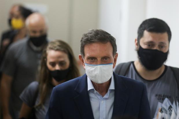 Burgemeester Rio de Janeiro opgepakt in corruptieonderzoek
