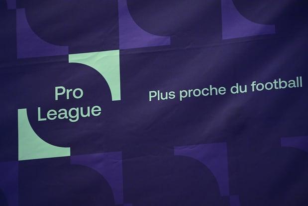 """Pro League: """"La santé publique est désormais notre priorité absolue"""""""