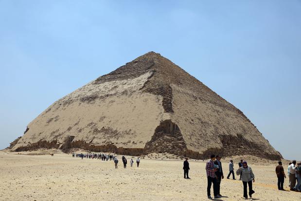 Deux nouvelles pyramides ouvertes au public en Egypte
