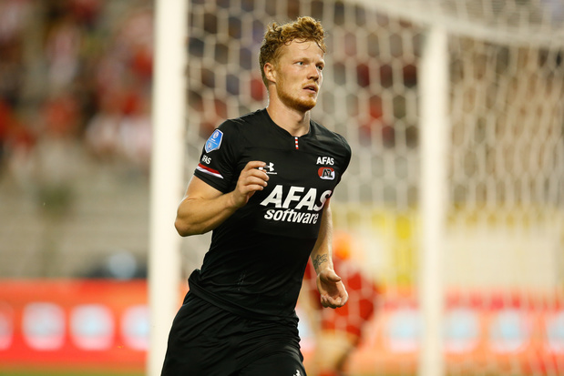 """Malines loue l'attaquant néerlandais Ferdy Druijf: """"Un vrai finisseur"""""""