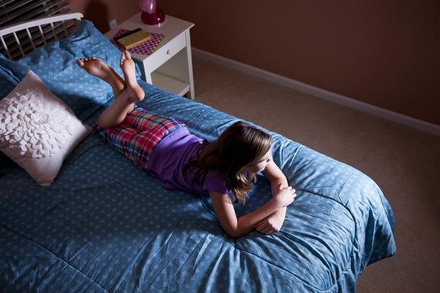 Adolescenten die laat gaan slapen, lopen een hoger risico op astma en allergie