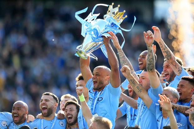 Standbeelden Kompany en Silva worden zaterdag onthuld bij Manchester City