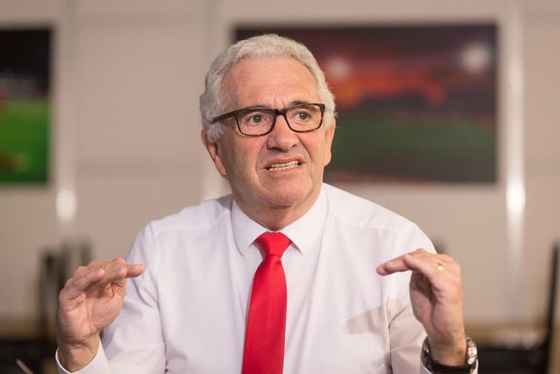 Ostende et son CEO Patrick Orlans se séparent