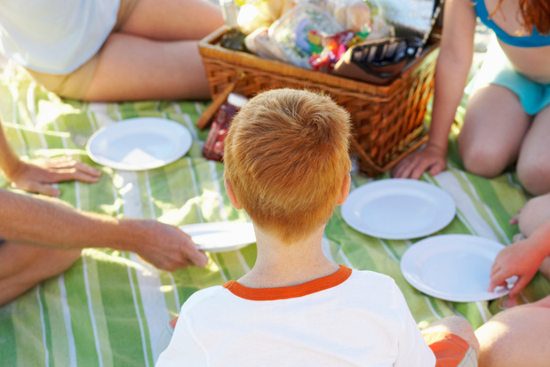Picknicken kan je duur te staan komen in Knokke-Heist
