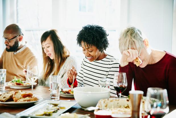 'Grootste Diner' moet 10.000 mensen aan tafel brengen voor het goede doel