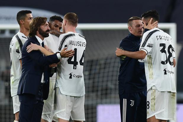 Débuts flamboyants pour la Juventus de Pirlo