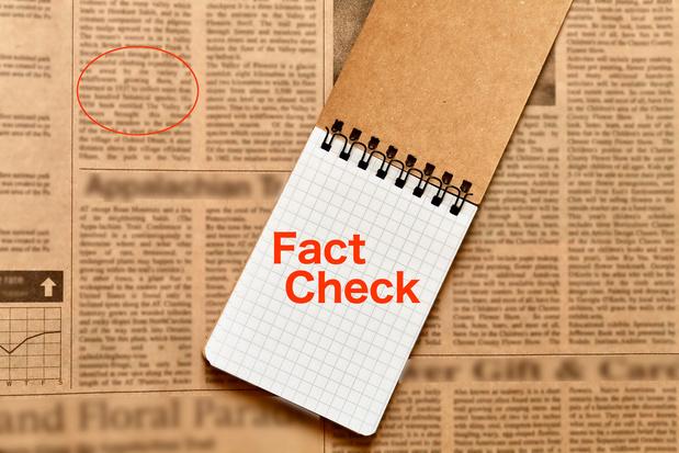 Hommes et femmes politiques exempts du fact-checking des réseaux sociaux