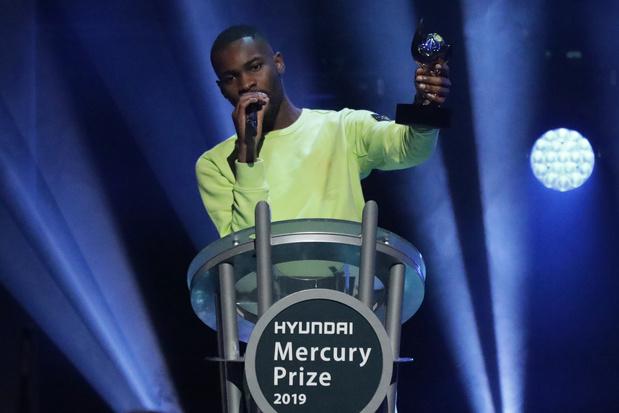Mercury Prize 2019: le rappeur Dave l'emporte