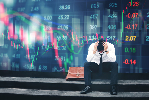 Bourses: la menace des faillites