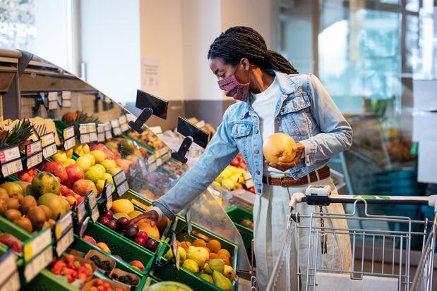 Twee op de drie consumenten kiezen voor fruit en groenten uit Europa