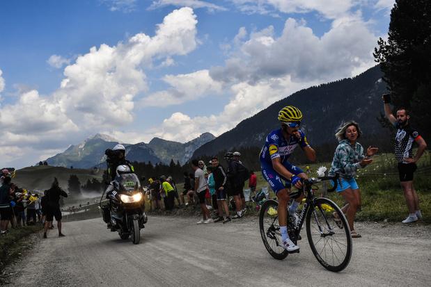 Tour de France: cinq infos sur la 18e étape (Méribel / La Roche-sur-Foron)