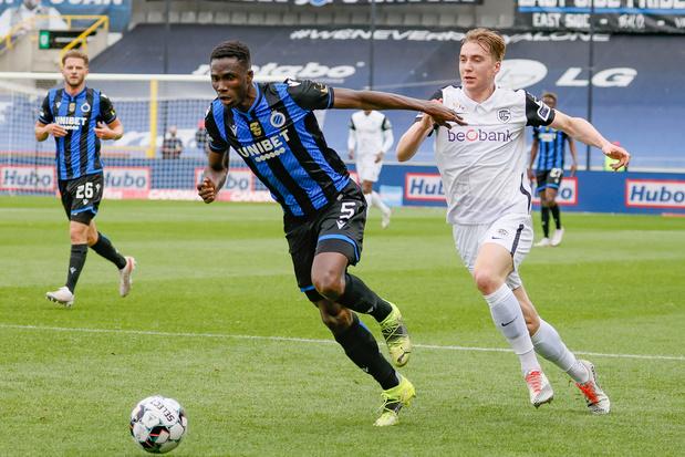Odillon Kossounou verlaat Club Brugge voor Bayer Leverkusen