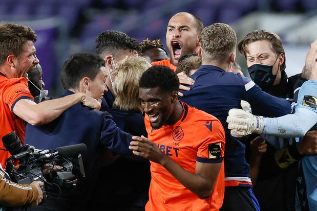 Spelers en coach Club Brugge mogen boete verwachten voor schending coronamaatregelen