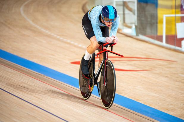 La Britannique Joscelin Lowden bat le record de l'heure féminin
