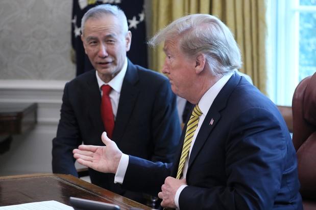 Trump lanceert procedure om resterende Chinese import hoger te belasten