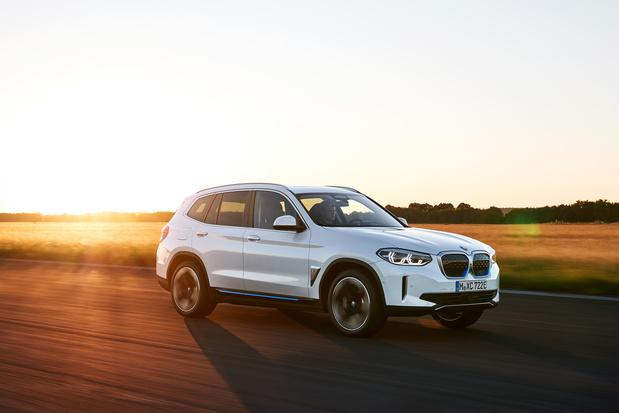 Le premier SUV BMW 100% électrique est le iX3