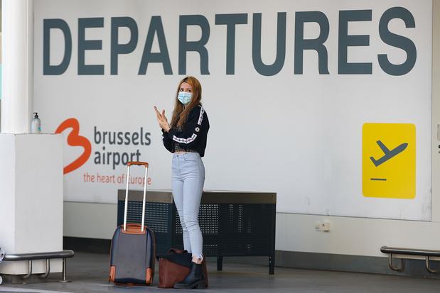 Un redémarrage dans le calme à Brussels Airport