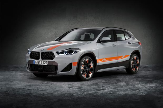 BMW X2 Mesh Edition : moins sérieux pour plaire aux jeunes