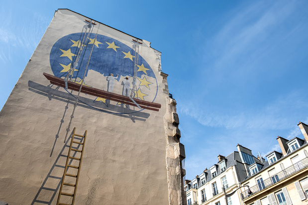 Elections européennes: participation en hausse, poussée attendue des eurosceptiques