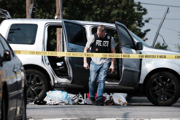 VS-politie schoot vorig jaar 1021 mensen dood