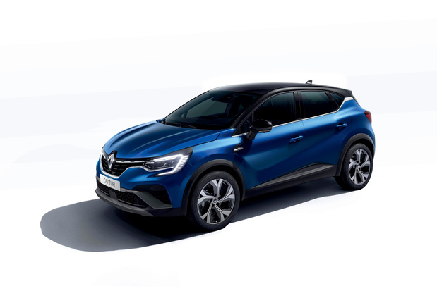 Renault Captur R.S. Line, look de champion