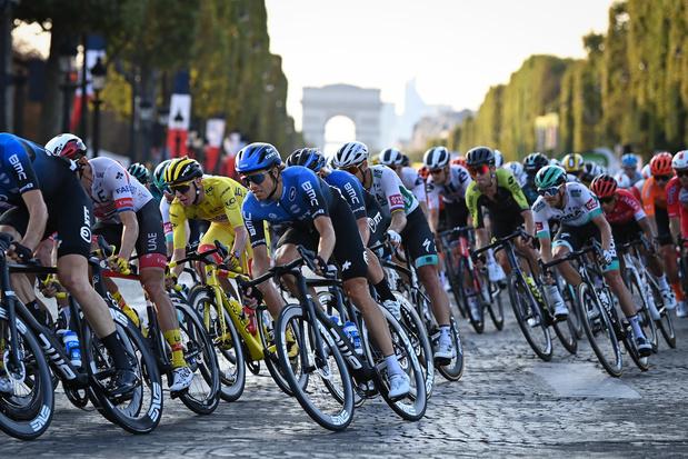 La 110e édition du Tour de France partira de Bilbao