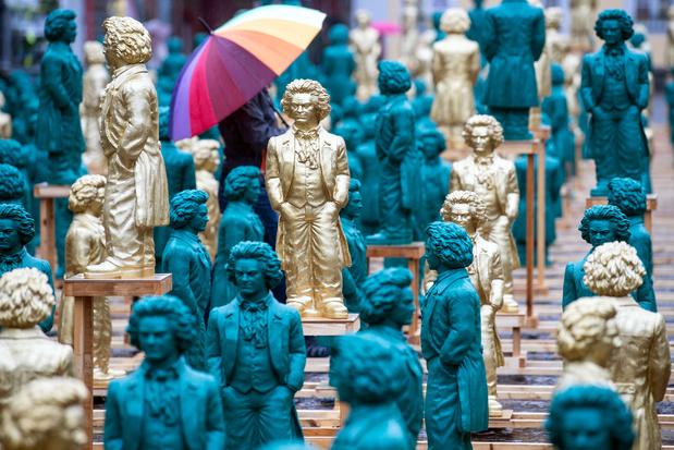 Beethovenjaar wordt ingeluid met marathon in deSingel