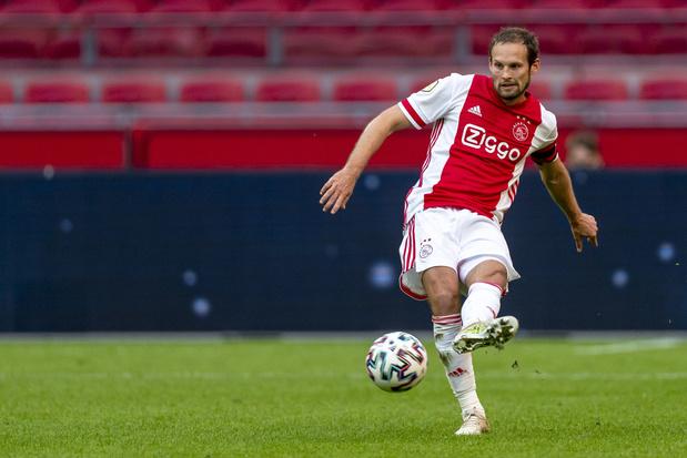 """Blind: """"L'Ajax veut toujours gagner"""""""
