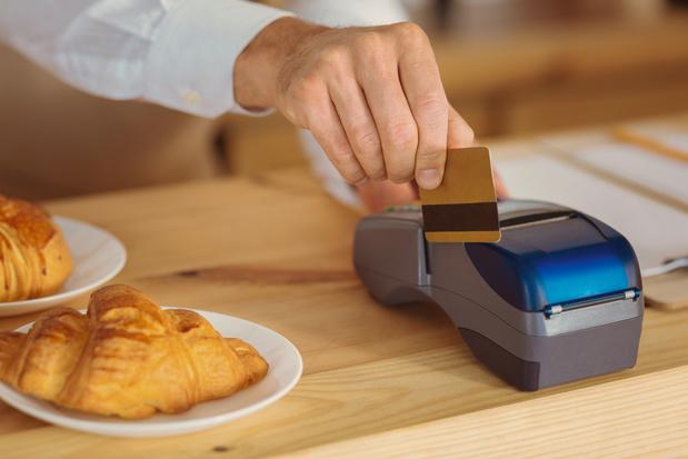 Le paiement électronique en progression surtout dans les boulangeries et les parkings