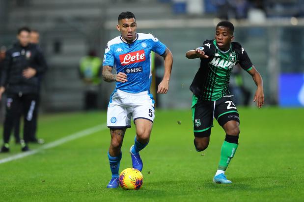 Le match à ne pas louper ce week-end: Napoli-Sassuolo