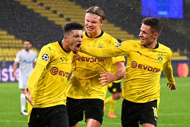 Zo kan Club Brugge Dortmund pijn doen