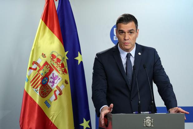 Pedro Sanchez verra le président catalan mais refuse un référendum