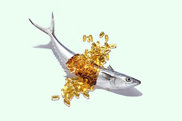Twee keer per week vette vis eten is goed voor het hart