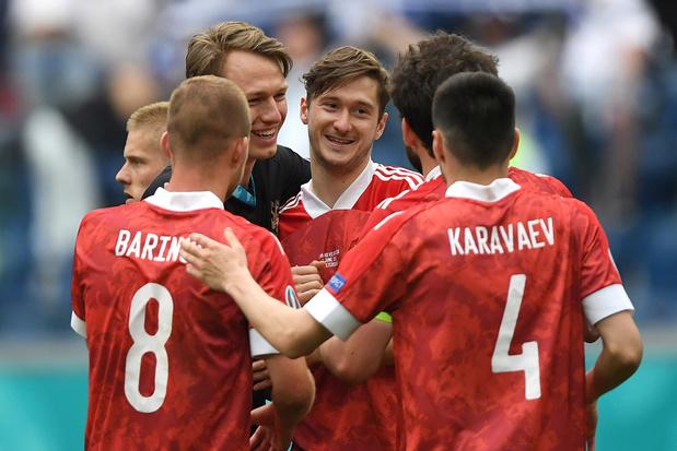 Rusland pakt eerste zege in 8 EK-duels en doet opnieuw mee in groep Rode Duivels