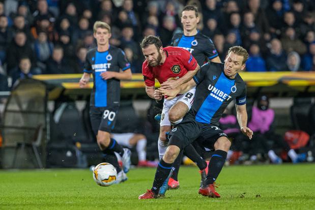 Vormer et Dennis manqueront le match retour à Manchester United