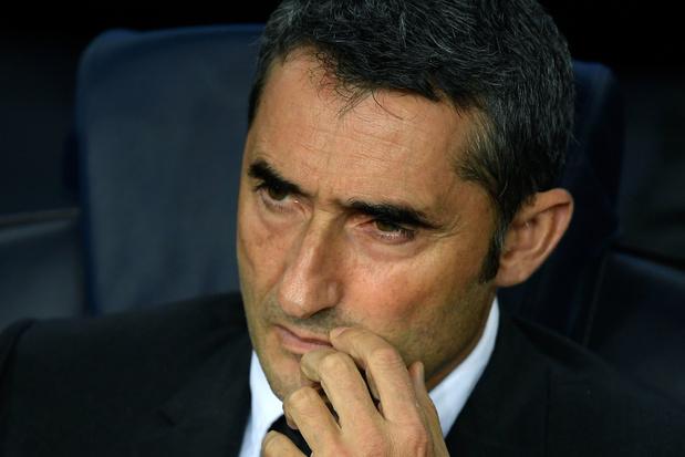 Valverde a-t-il encore les clés pour sauver le Barça?