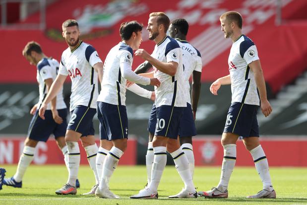 Hoe Antwerp Tottenham kan aftroeven (video)