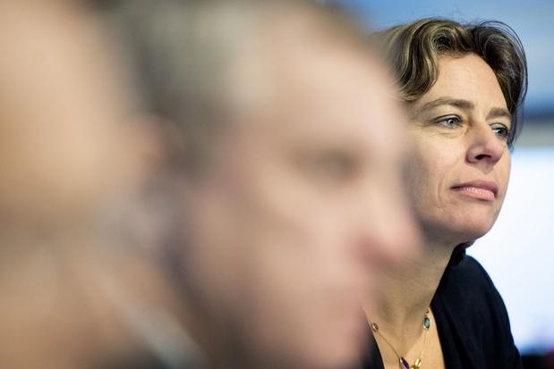Le gendarme boursier va examiner une vente d'actions Proximus de Dominique Leroy