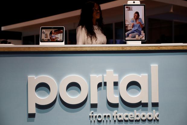 Portal, l'écran connecté de Facebook, est de retour à prix réduit