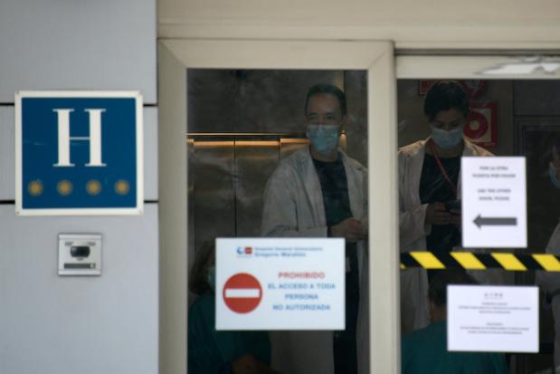 Coronavirus: l'Espagne passe la barre des 2.000 morts, 462 de plus en 24 heures