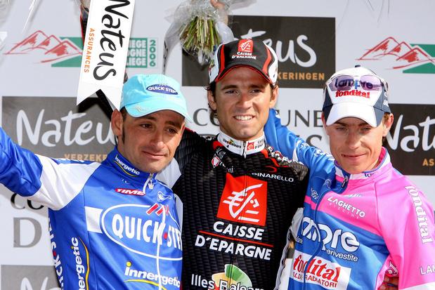 Ce jour-là: la première victoire de Valverde à Liège-Bastogne-Liège