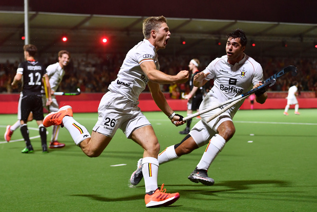 Red Lions naar finale na zege op Duitsland