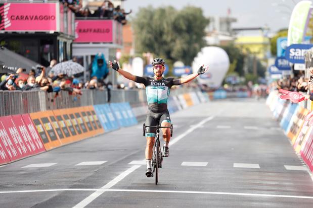 Peter Sagan weet eindelijk nog eens wat winnen is na zege in rit 10 van de Giro